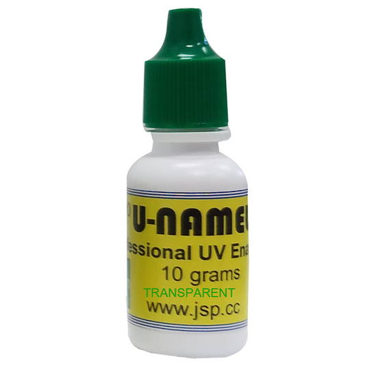U-NAMEL - TRANSPARENT GREEN LIQUID 10gms