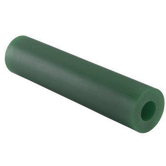 "WAX TUBE Green 1 5/16"" x 5/8""HOLE"