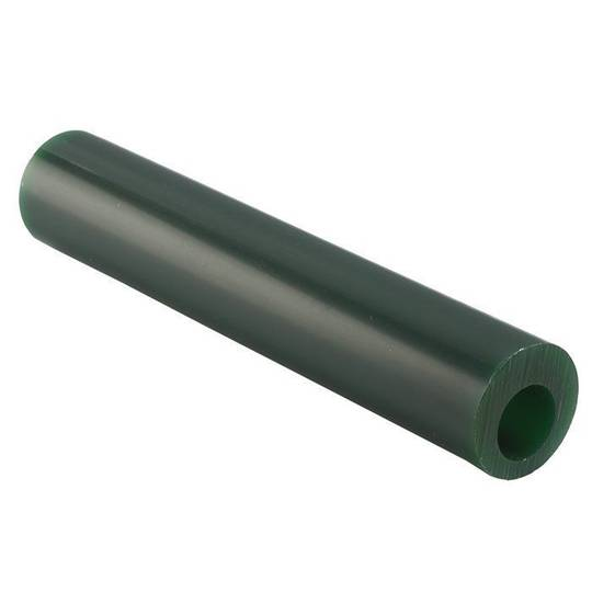 WAX TUBE OFF-CENTRE HOLE Green
