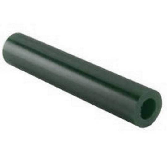 "WAX TUBE 1 1/16"" X 5/8"" HOLE Green"