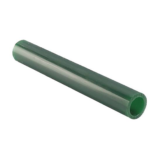 "WAX TUBE 7/8"" (22.2mm) X 5/8"" (15.8mm) HOLE Green"