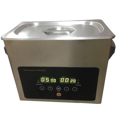 DIGIPRO ULTRASONIC CLEANER - HEATER 3.8Ltr
