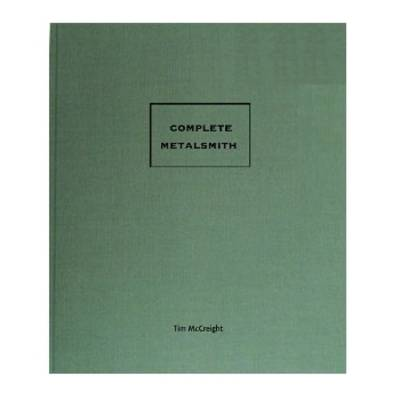 THE COMPLETE METALSMITH - PROFESSIONAL - BOOK