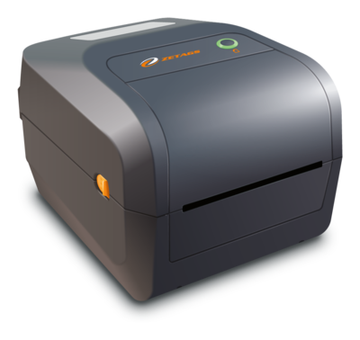 ZETAGS XO200 BAR CODE PRINTER