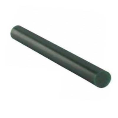 "WAX SOLID ROUND BAR 7/8"" (22.2mm) Green"