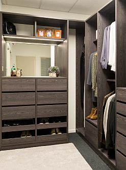 Masterfitplus wardrobe system