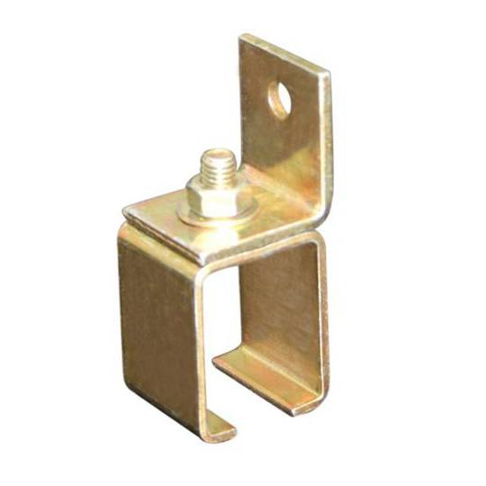 Single Track Side Fix Bracket - 120 Series - SDB120+SDB120ANG