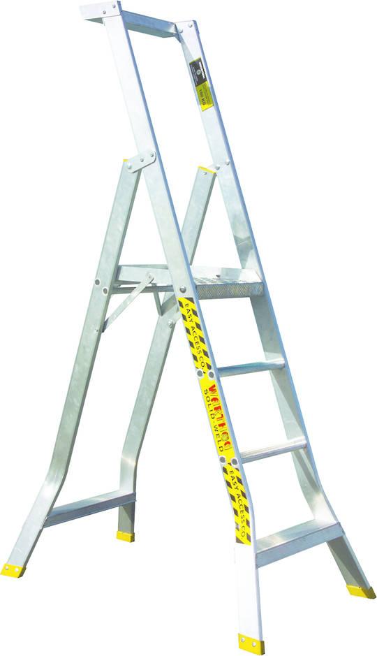 Platform Ladder-4 Step-ALPL 04