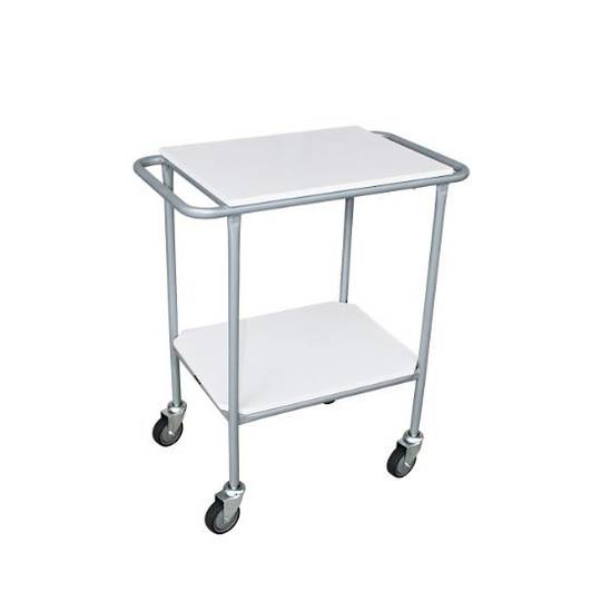 Two Tier Shelf Trolley - BC47-2T
