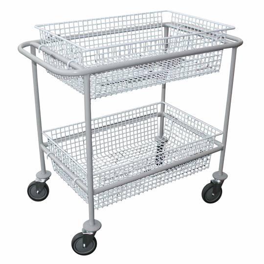 Basket Trolley - Large Basket - BC94