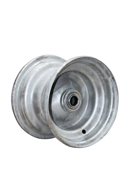 Steel Rim - 8 Inch - Galvanised - BWX200