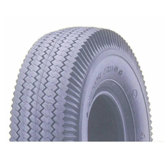 Grey Tyre - 410/350x5 Sawtooth - 410/350x5G-C156