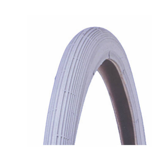 Grey Tyre - 24 x 1 3/8 File - 24x13/8-C82