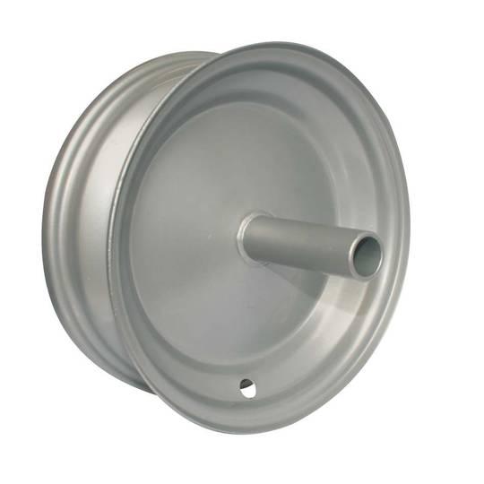 Steel Rim - 8 Inch - Plain Bore - COV200