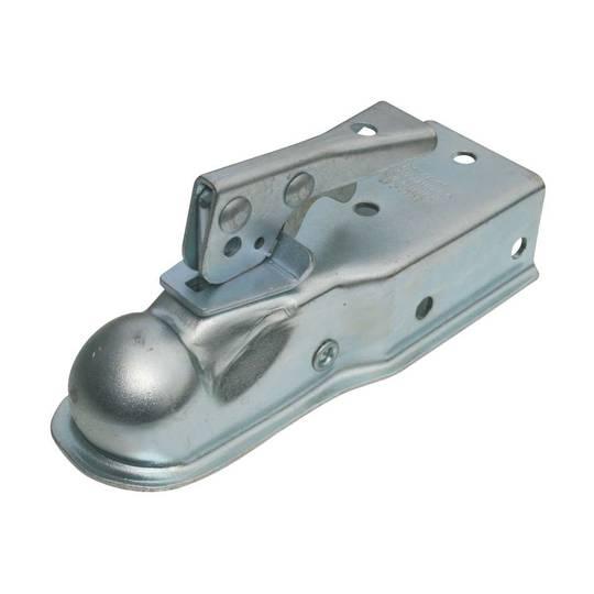 """Coupling 1 7/8 - Pressed Steel - 2.5"""" Width - CPR178-25"""