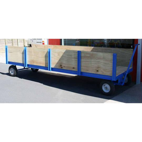 Custom Built Trolleys