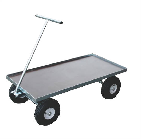 Heavy Duty Flat Deck Trolleys - FDP1260-Z