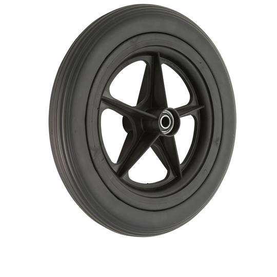 Golfcart 300mm Solid Wheel - GC300BB-EVA