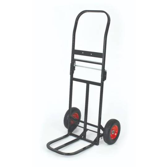 Folding Handtruck - Puncture Proof Wheels -  HT1050