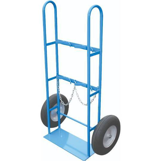 Gas Bottle Trolley - Suits 2 x G size Bottles - HT1515