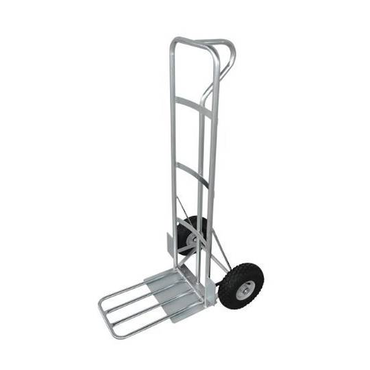 Heavy Duty hand truck with fold down lip HTT1805-FL