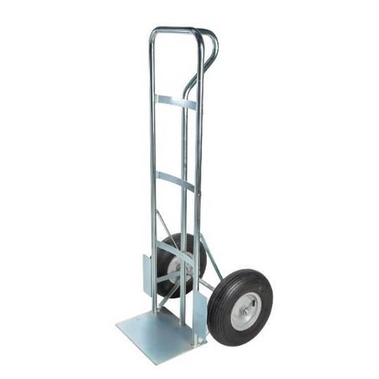 Heavy Duty Hand Truck - Puncture Proof Wheels - 250kg Capacity - HTT2401-Z