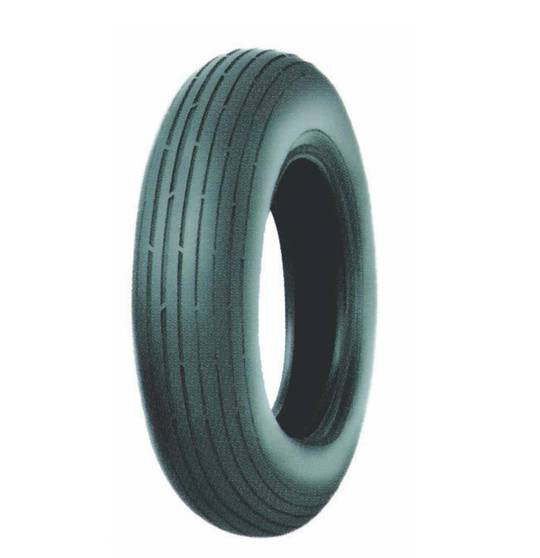 Tyre - 200x50 - 4 ply Ribbed - 200x50R