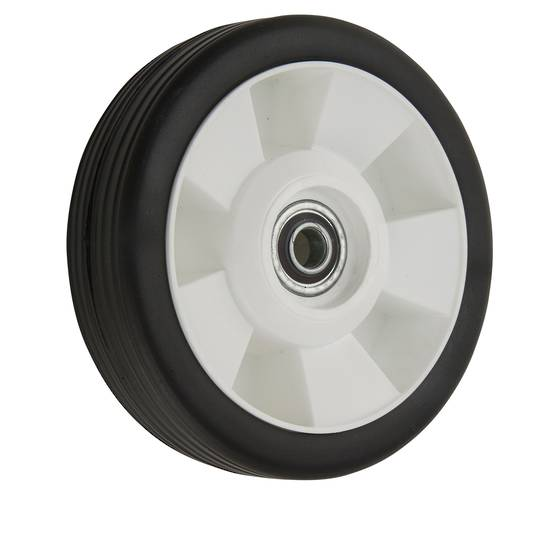 Light Duty Wheel 200mm - Offset Hub - LBB200