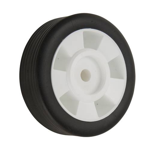 Light Duty Wheel 125mm - Offset Hub - LPB125