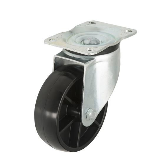 Swivel 150mm Nylon Castor - MHN150/P