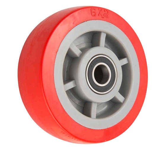 Urethane Wheel 125mm - MHU125