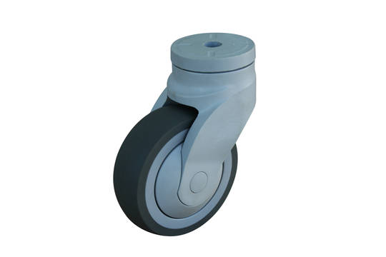 Swivel 100mm Reinforced Nylon Castor - MSR100/NH