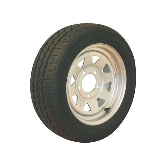 Pneumatic Wheel - Steel Rim - 195/50x13C Road 8ply - MW330-195R