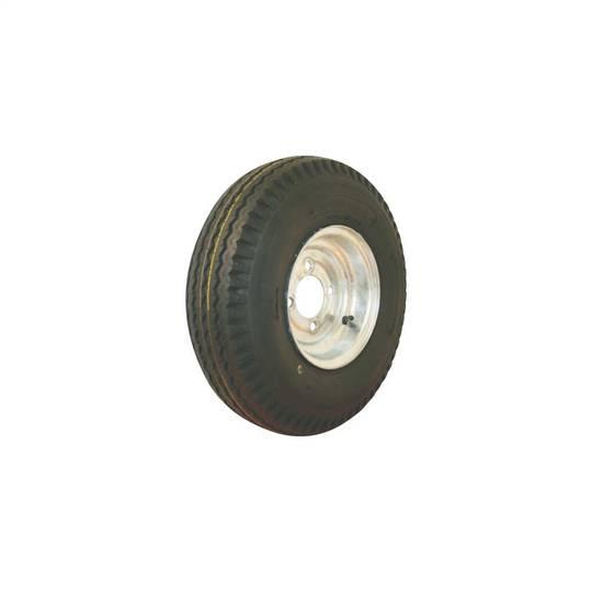 Pneumatic Wheel - Steel Rim - 570x8 Road 6ply - MWW200-570R