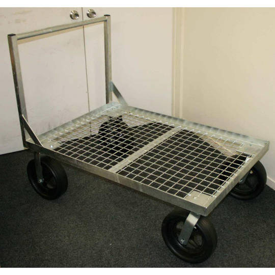 Custom Built Trolleys