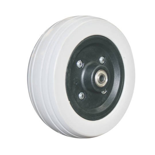 Rubber Wheel 150mm - Wheelchair - PF150-50