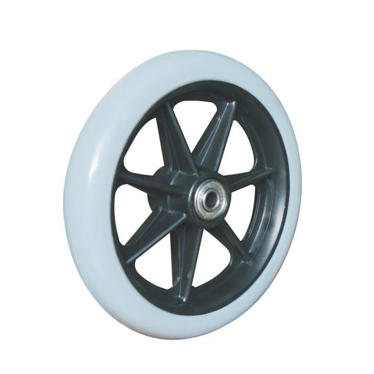 Rubber Wheel 150mm - Wheelchair - PFF150