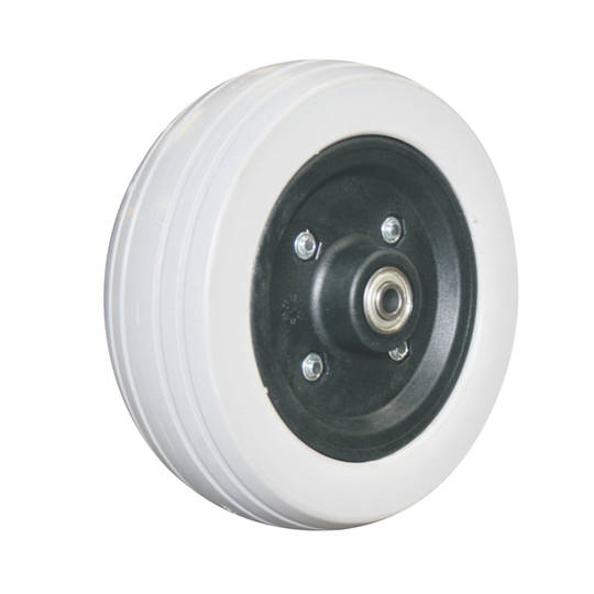 Rubber Wheel 200mm - Wheelchair - PF200-50