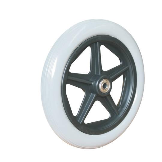 Rubber Wheel 200mm - Wheelchair - PF200