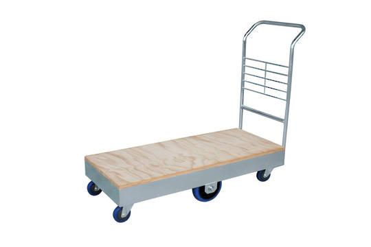 Heavy Duty Platform Trolley -Plywood Deck-  PTRS1200-Ply