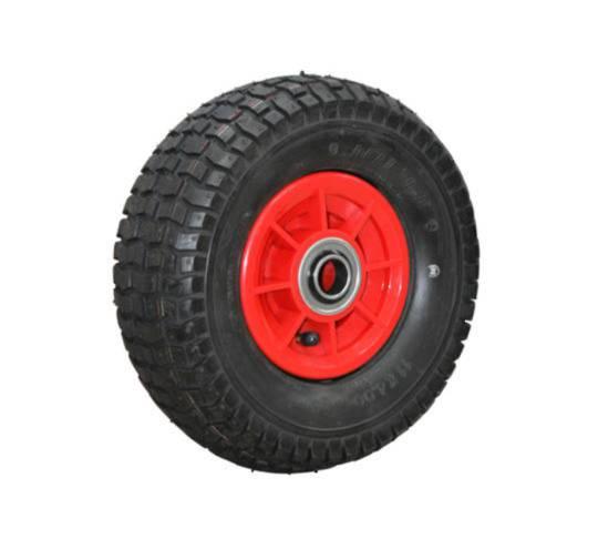 Pneumatic Wheel - Plastic Rim - 11/500x5 Turf - PW125-115T