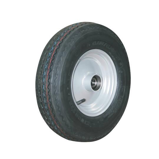 Pneumatic Wheel - Steel Rim - 480/400x8 Road 4ply - RW200-400R4