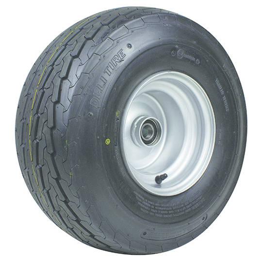 Pneumatic Wheel - Steel Rim - 18.5/8.5x8 Road - RWY200-185R