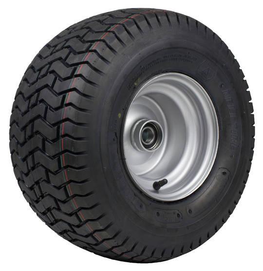 Pneumatic Wheel - Steel Rim - 18/850x8 Turf - RWX200-188T