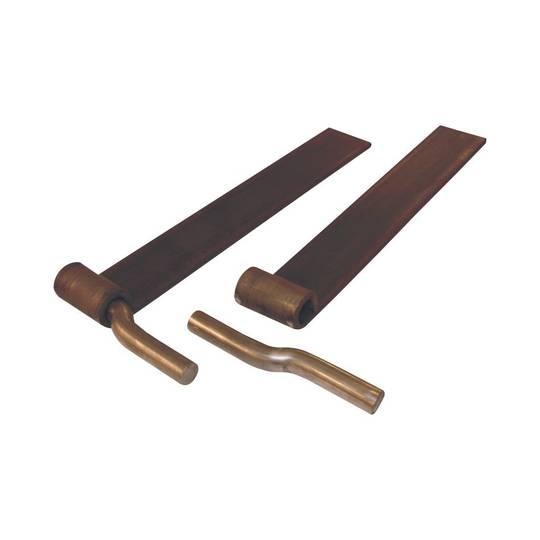 Strap Hinge & Pin - 16mm Pin - TH305-16