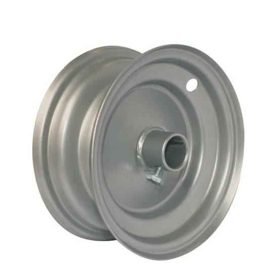 Steel Rim - 6 Inch - Plain Bore - WB150