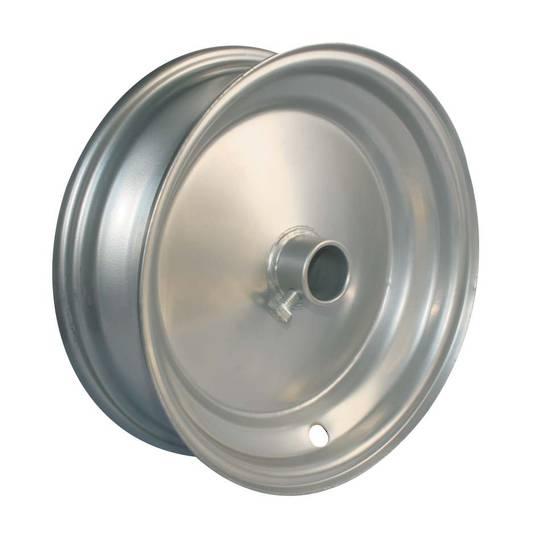 Steel Rim - 8 Inch - Plain Bore - WB200