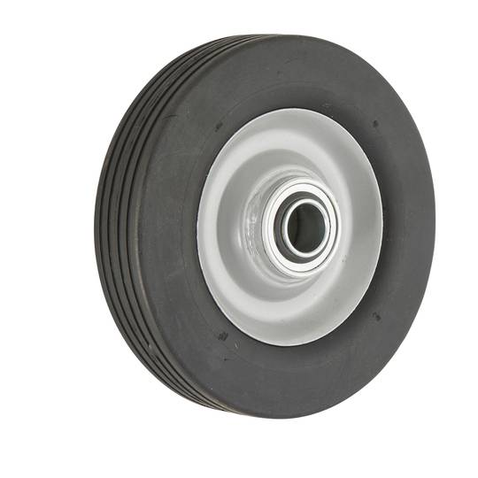 Zero Pressure Wheel 200mm - Steel Centre - WHBB200