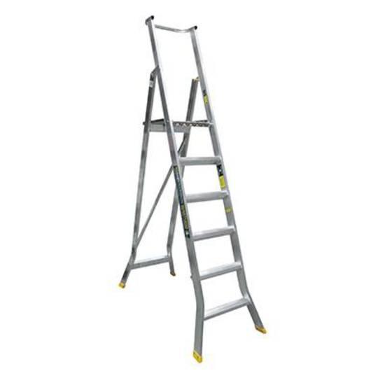 Platform Ladder-6 Step-ALPL 06