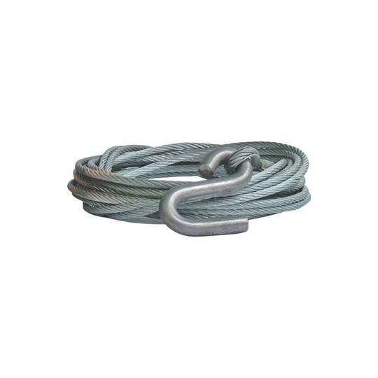 Winch Wire  - 6 metres x 5mm - WW56